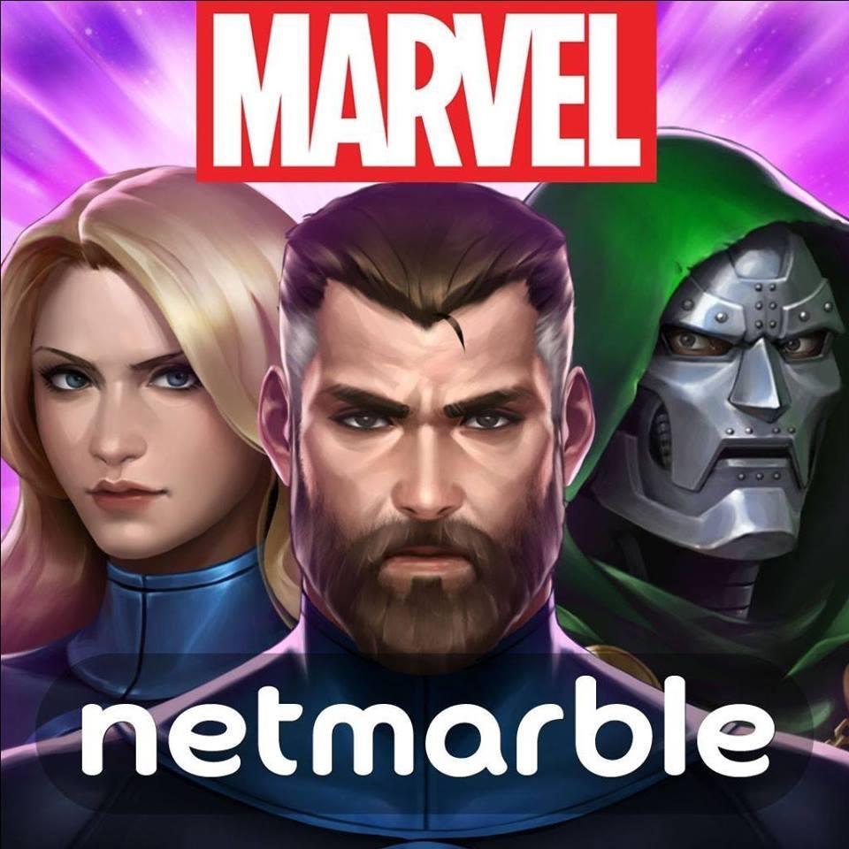 Marvel Future Fight(未來之戰) 代儲值