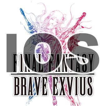 FINAL FANTASY BRAVE EXVIUS 台版(IOS) 代儲值